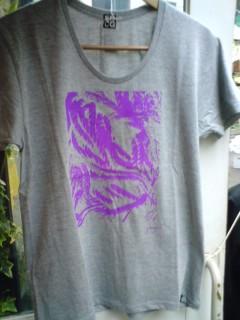 最近作ったTシャツ、チョロチョロ紹介。